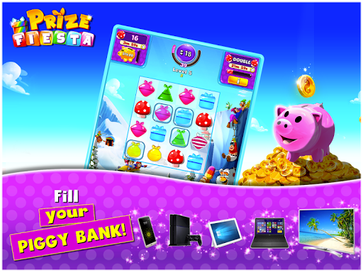 Prize Fiesta - screenshot