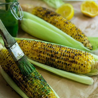 BHUTTA | SPICY STOVETOP GRILLED CORN.