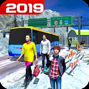 Big Mountain Snow Bus Driving Simulator 3D