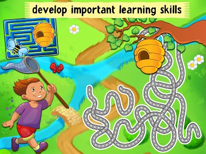 Educational Mazes for Kids - Android Apps on Google Play
