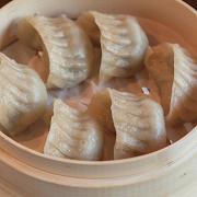 Steamed Vegetable Dumplings
