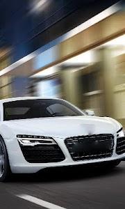 Themes Audi R8 screenshot 1