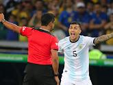Leandro Paredes n'a toujours pas digéré la défaite face au Brésil à la Copa America