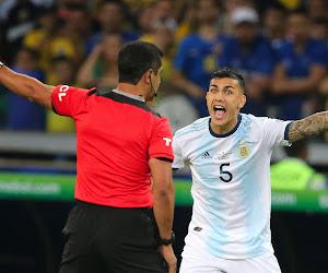 """Un international argentin pousse une gueulante : """"Tout le monde s'est rendu compte que nous avons été volés"""""""