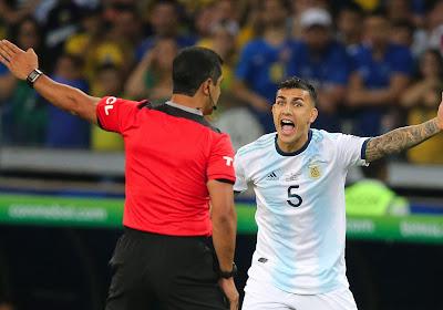 L'Argentine déroule face à un autre pays sud-américain