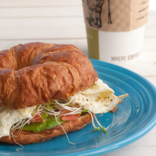 Croissant Breakfast Sandwich Recipe