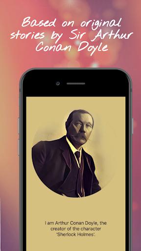 Sherlock Holmes' IM:Chat Stories Game  screenshots 2