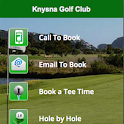 Knysna Golf Club App icon