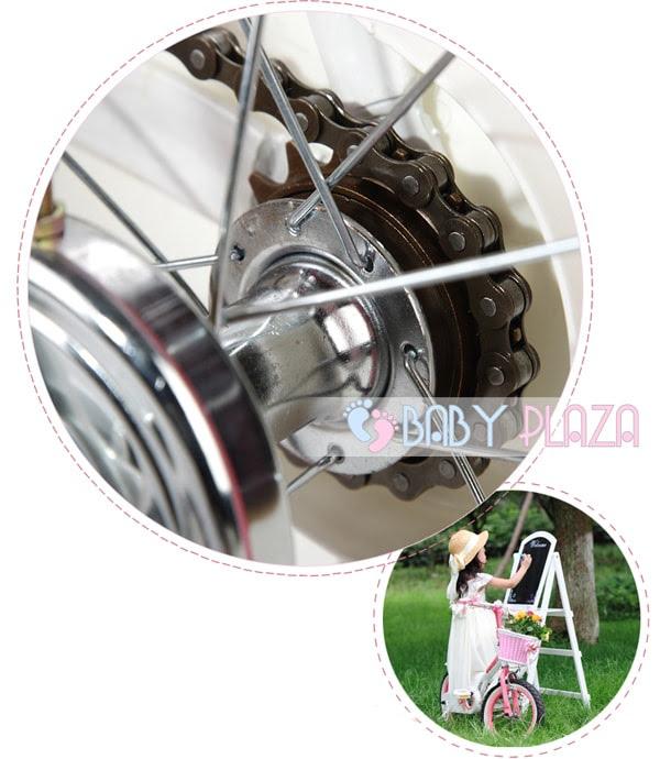 Xe đạp RoyalBaby Jenny G-4 10