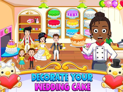 My Town : Wedding Bride Game for Girls apkdebit screenshots 13