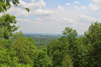 Photo: ATL skyline from Kennesaw Mtn