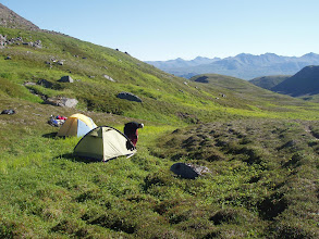 Photo: 1 August 2004 camp