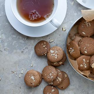Amaretti Thins | Crunchy Almond Cookies (Gluten-Free, Grain-Free, Refined Sugar-Free, Paleo Friendly)