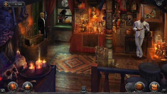 Gabriel Knight Sins of Fathers - screenshot