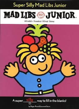 Super Silly Mad Libs Junior - Roger Price