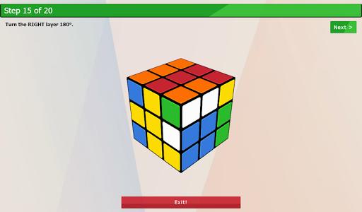 3D-Cube Solver 1.0.2 screenshots 23
