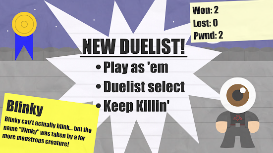 Beast Duelled - Demo 2- screenshot thumbnail