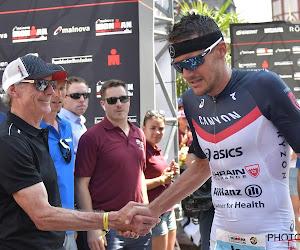 Beste triatleet ter wereld zamelt 200 000 euro in door... volledige Ironman af te leggen van thuis