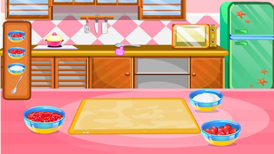 hry jahoda vaření - náhled