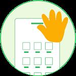 Wave to Unlock - Lock Screen Icon