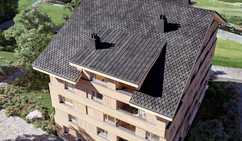 Appartement avec terrasse Andermatt