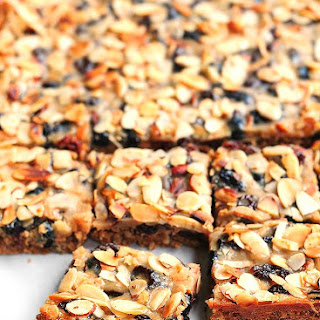 Cherry Oatmeal Bars Recipes