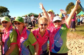 Photo: Having a great time at Port Macquarie Regatta