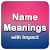 Name Meanings with Impact file APK for Gaming PC/PS3/PS4 Smart TV