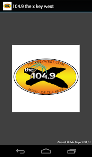 104.9 the x key west- screenshot thumbnail