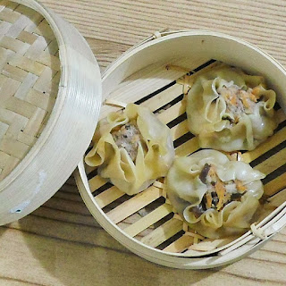 Simple Pork & Shrimp Siomai (Dumpling)
