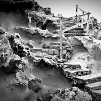 La scala nella roccia di