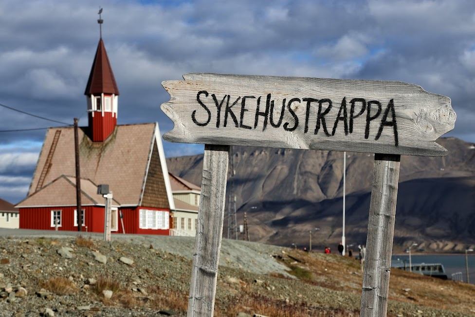Longyearbyen, Svalbard ciekawostki