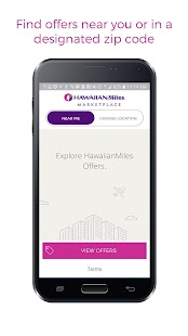 HawaiianMiles Marketplace- screenshot thumbnail