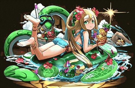 楽園の玄武姫・メイメイ