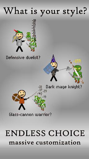 Rogue Dungeon RPG filehippodl screenshot 3