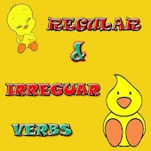 COMPLETE REGULAR AND IRREGULAR VERBS