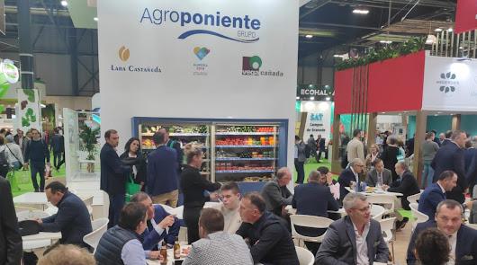 Agroponiente prepara un Fruit Attraction 2021 intenso, productivo y eficiente