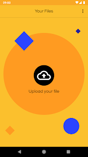 Envelop - Upload and Share Files Screenshot
