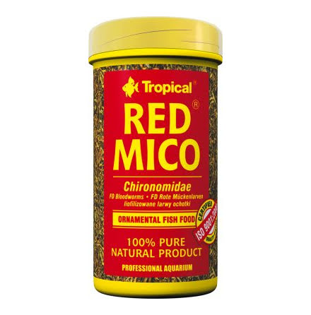 Tropical Red Mico 100ml/8g