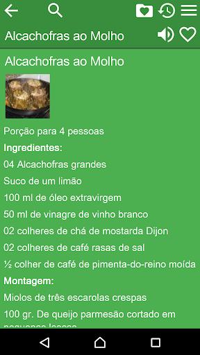 Receitas de Culinária grátis for PC