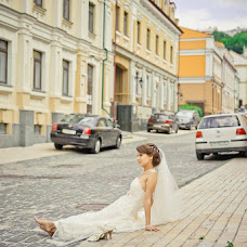 Wedding photographer Olga Vladimirova (Vladimirova). Photo of 14.08.2013