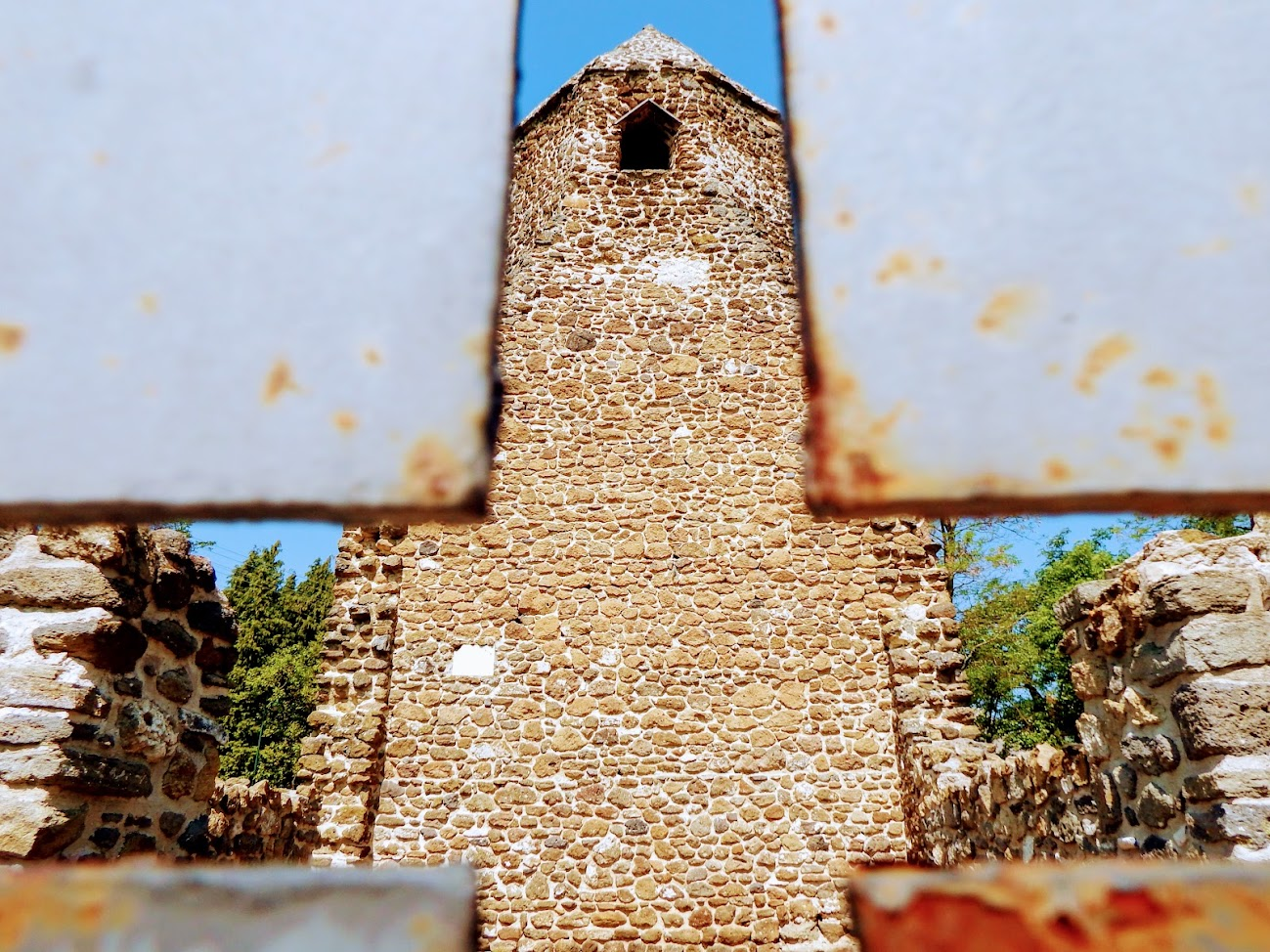 Szigliget - Avasi templomrom