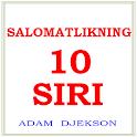 Salomatlikning O'nta Siri icon