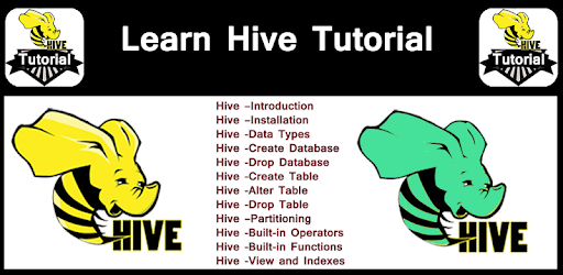 Hive Tutorial - Apps on Google Play