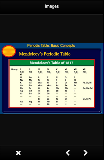 Periodic table chemistry apk download only apk file for android periodic table chemistry urtaz Choice Image