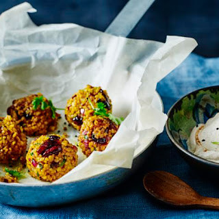Bulgur Wheat Balls.