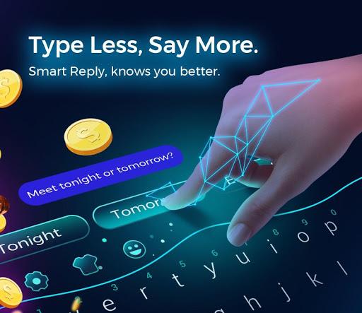 Cheetah Keyboard -  Emoji & Gif Keyboard 4.25.1 screenshots 2