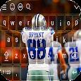 Keyboard For Dallas Cowboys 🏈2018🏈 apk