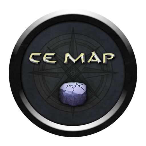 CE Map - Interactive Conan Exi... app for android