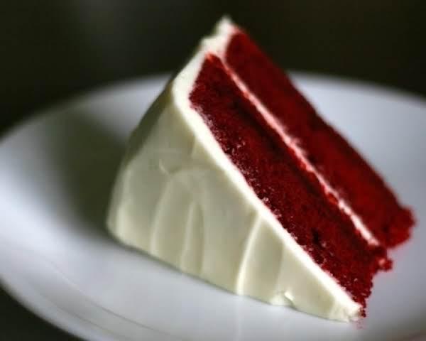 Amazingly Rich, And Moist Red Velvet Cake.
